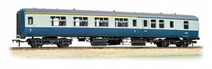 Bachmann 39-410A BR Mk.2A BFK (Brake First Corridor), Blue/Grey Livery